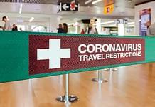 traveling during coronavirus