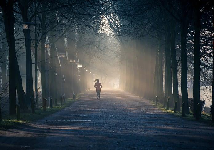 mindfulness in running